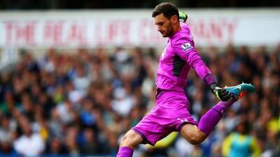 El portero del Tottenham Hotspur es relacionado con el Madrid.