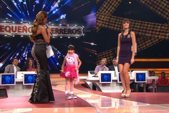 Gama mostró que tiene talento para el baile y puso en aprietos a Raquel,...