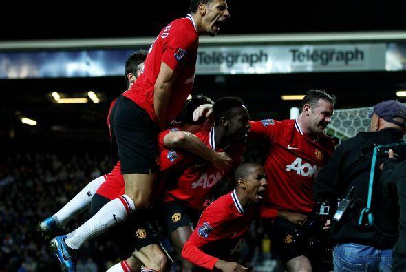 2-0 para el United, que logró decifrar el cerrojo de una defensa más que...