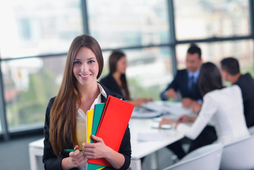 Cómo atraer la energía positiva a tu trabajo y hogar shutterstock-166548...