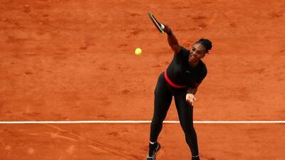 No habrá clásico; Serena se retira de Roland Garros por lesión