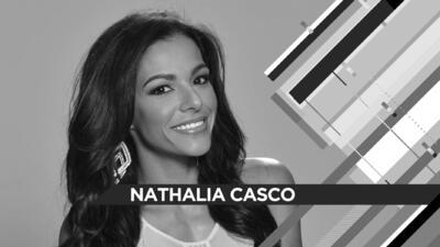 Nathalia Casco sabrá manejar sus impulsos