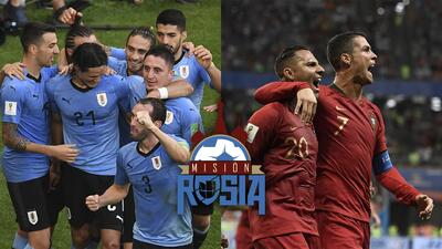 La garra charrúa buscará frenar a Cristiano Ronaldo
