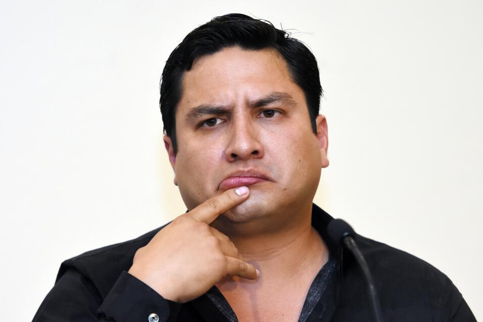 """""""¿Si conozco a (el presunto narcotraficante) Raúl Flores Hernández? Sí s..."""