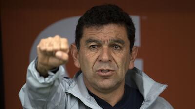 David Patiño: sin preocupaciones y orgulloso de su equipo