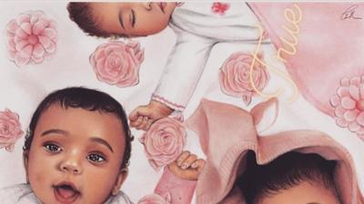 Conoce a los más pequeños de la dinastía Kardashian, los bebés que tienen más seguidores en Instagram que muchos famosos