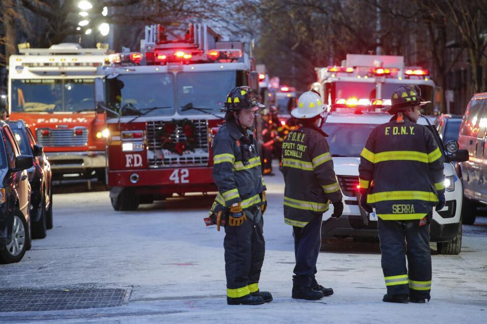 Un niño de 3 años que jugaba con una estufa causó el incendio que dejó 1...