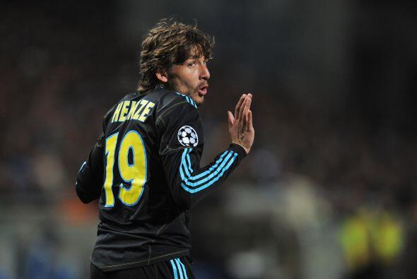 Gabriel Heinze, ex del United, no dejó pasar la oportunidad de mo...