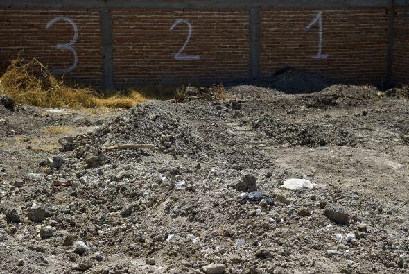 El Siglo de Durango tiene documentados hallazgos de 33 cadáveres...