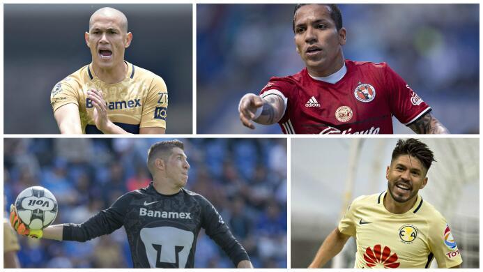 El 11 ideal de la Jornada 2 del Univision Deportes Fantasy en el A2016