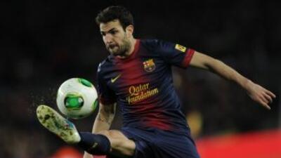 Fábregas es optimista y asegura que el Barcelona saca lo mejor de sí en...