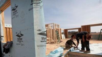 El sector privado no había gastado tan poco en construir desde abril de...