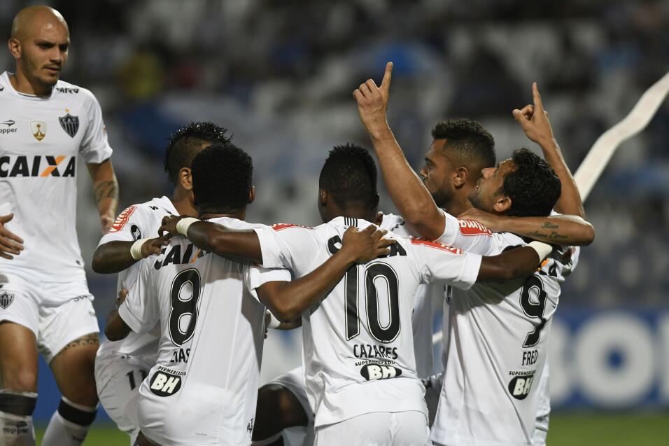 13. Atlético Mineiro (Brasil - CONMEBOL) / 212 puntos
