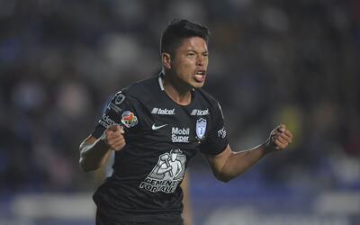 Edgar Ayala le dio el triunfo a Pachuca.