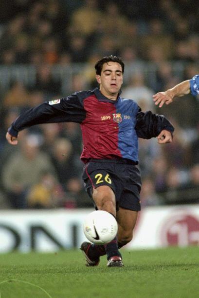 Después de una rápida progresión en el Barça B (1997-98), con el que log...
