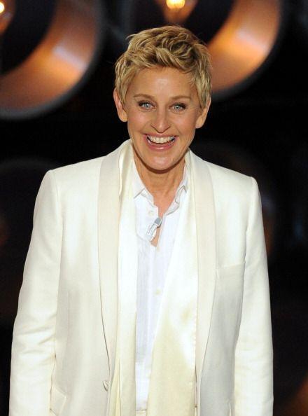 La segunda mujer en esta lista es Ellen DeGeneres, quien se lleva el sex...