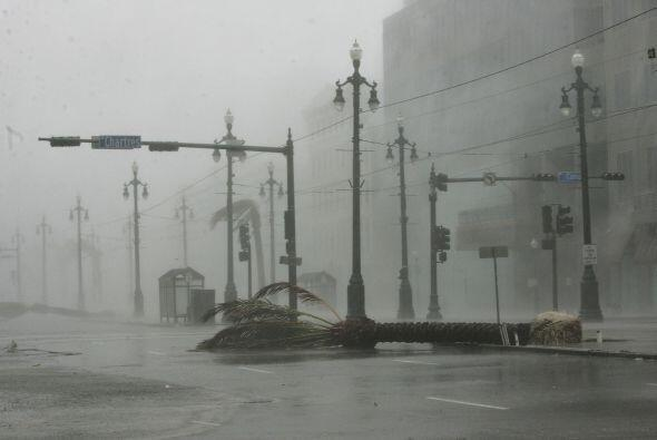 Yucatán, en México y Florida, en EU, también sufrieron aunque de forma m...