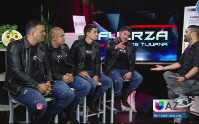 """Entrevista exclusiva con """"Fuerza de Tijuana"""""""
