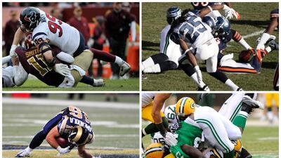 Alex Smith se une a la lista de las 10 lesiones más impresionantes de la NFL