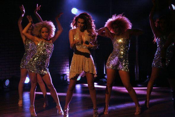 Y de sus bailes que pusieron a temblar a más de uno en el foro