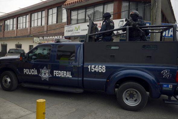 Los delitos que más afectan a la población mexicana regist...