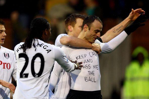 Fulham fue local en su partido contra Southampton y de manera temprana y...