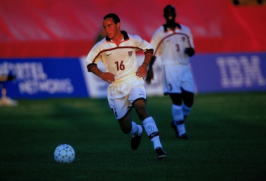 Landon Donovan y su recorrido para convertirse en ídolo del fútbol estad...