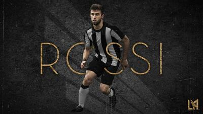 Diego Rossi, nuevo jugador franquicia de Los Angeles FC.
