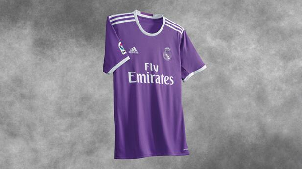 Real Madrid presentó sus nuevos uniformes