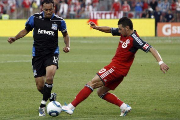 La ventaja de TFC fue conseguida por el mexicoamericano Eric Ávil...
