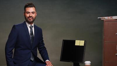 Jorge Valenzuela, Presentador de entrenimiento en Noticias Univision Ari...