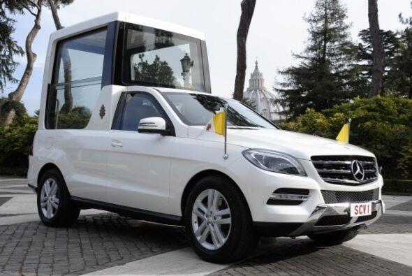 Mercedes-Benz Clase M Hybrid Plug-in: Posee un domo más extenso que las...