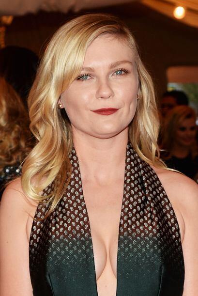 """30- Kirsten Dunst.  La actriz de """"Spider-Man"""" ha sido capurada con droga..."""
