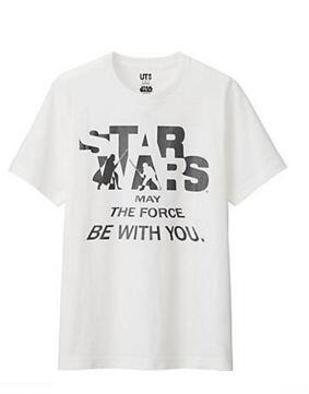 Camiseta colección Star Wars de Uniqlo