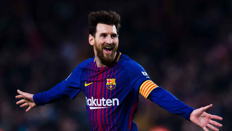Messi tiene una cláusula de rescisión de 700 millones de euros.
