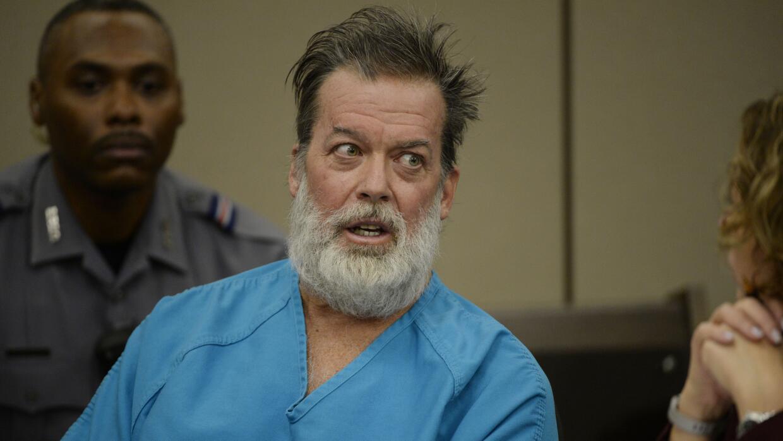 Juicio a Robert Lewis por triple asesinato en Planned Parenthood