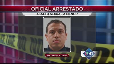 Despiden a agente del Sheriff por sexo con menor