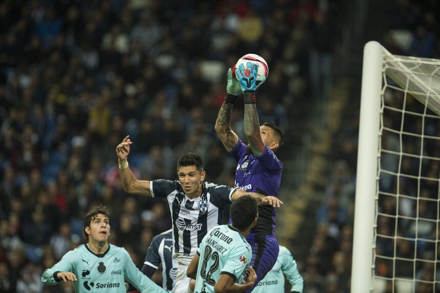 Monterrey empató con Santos y peligra el liderato general 20171109-2314.jpg
