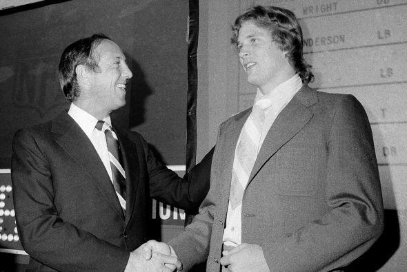 15. Steve Bartkowski (1975).- Atlanta Falcons.