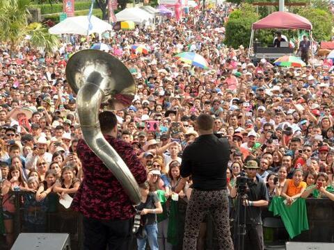 Festival de Mayo 2014