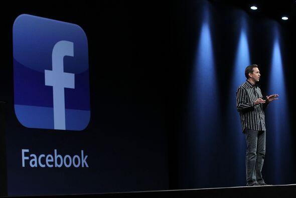 """FACEBOOK  """"  Situación: La conocida red social registró una pérdida neta..."""