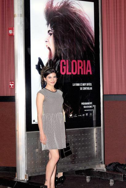 La cinta que contará la vida de Gloria Trevi está cada vez...