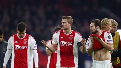 En fotos: Ajax luchó ante el Bayern, pero no pudo quedarse con el Grupo E de la Champions