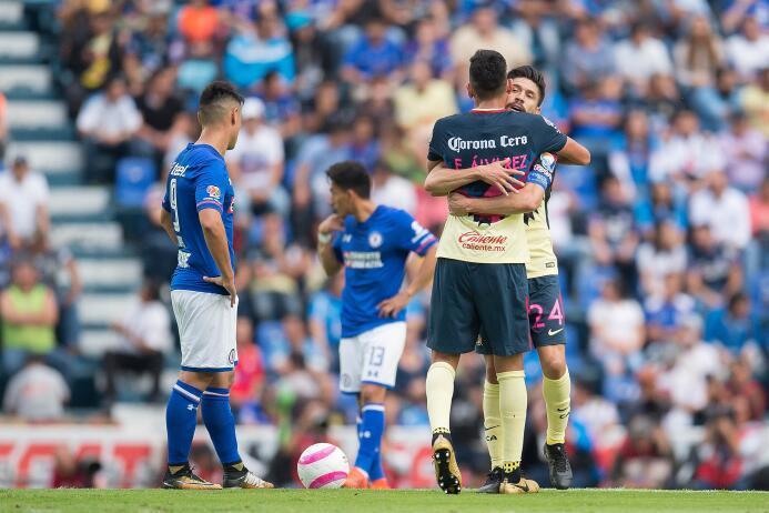 América y Chivas: Así llegan al Clásico Nacional de esta fecha 10 cruz-a...