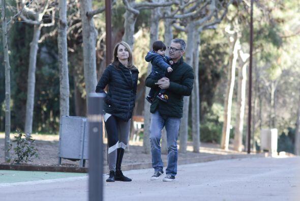 Los papás de Gerard se llaman Joan Piqué y Montserrat Bernabeu. Mira aqu...