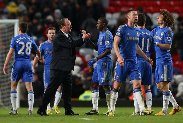 El empate sacado por Chelsea obliga a que estos dos clubes jueguen un 'r...