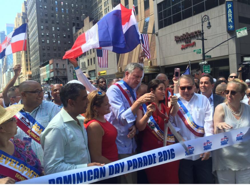 Ningún político faltó a la cita con la comunidad latina más grande en NYC.