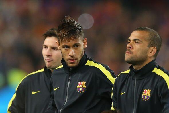 El juego de Neymar: El astro brasileño no estaría en su mejor momento. N...