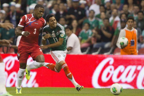 El último antecedente entre México y Panamá fue en un partido glorioso q...