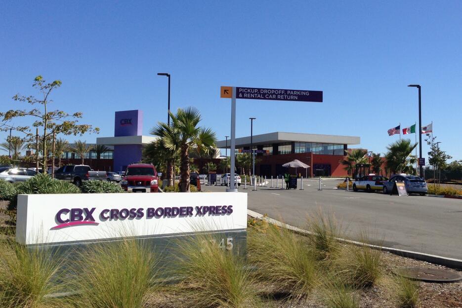 El CBX se ubica en el 2745 Otay Pacific Drive, en San Diego, CA.